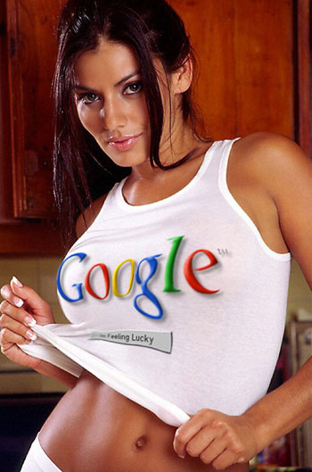 Google babe